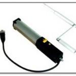 Sterowanie odbywa się za pomocą napędu ręcznego (korba) lub silnika z dostępną opcją pełnej automatyki pogodowej